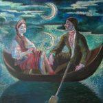 Українська народна – Місяць на небі, зіроньки сяють